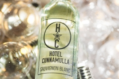 Relax with Hotel Cunnamulla's very own wine, a Sauvignon Blanc, ice cold and crisp flavoured, perfect company with any of our meals in the restaurant or licensed cafe.