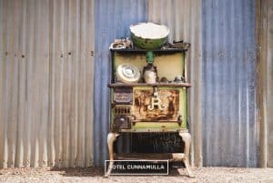 Hotel Cunnamulla for great take away meals, lunch specials, home cooked dinners, comfortable dining room. Vegetarian meals also available.