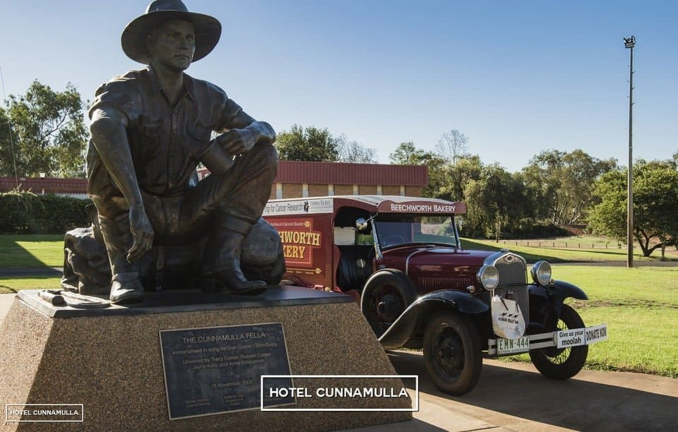 Hotel Cunnamulla Tourist Information