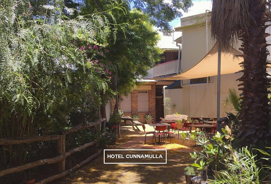 Cunnamulla Accomodation and Hotel