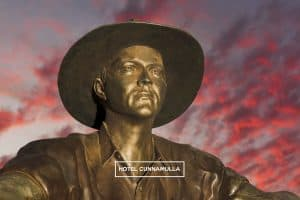Cunnamulla Fella Slim Dusty