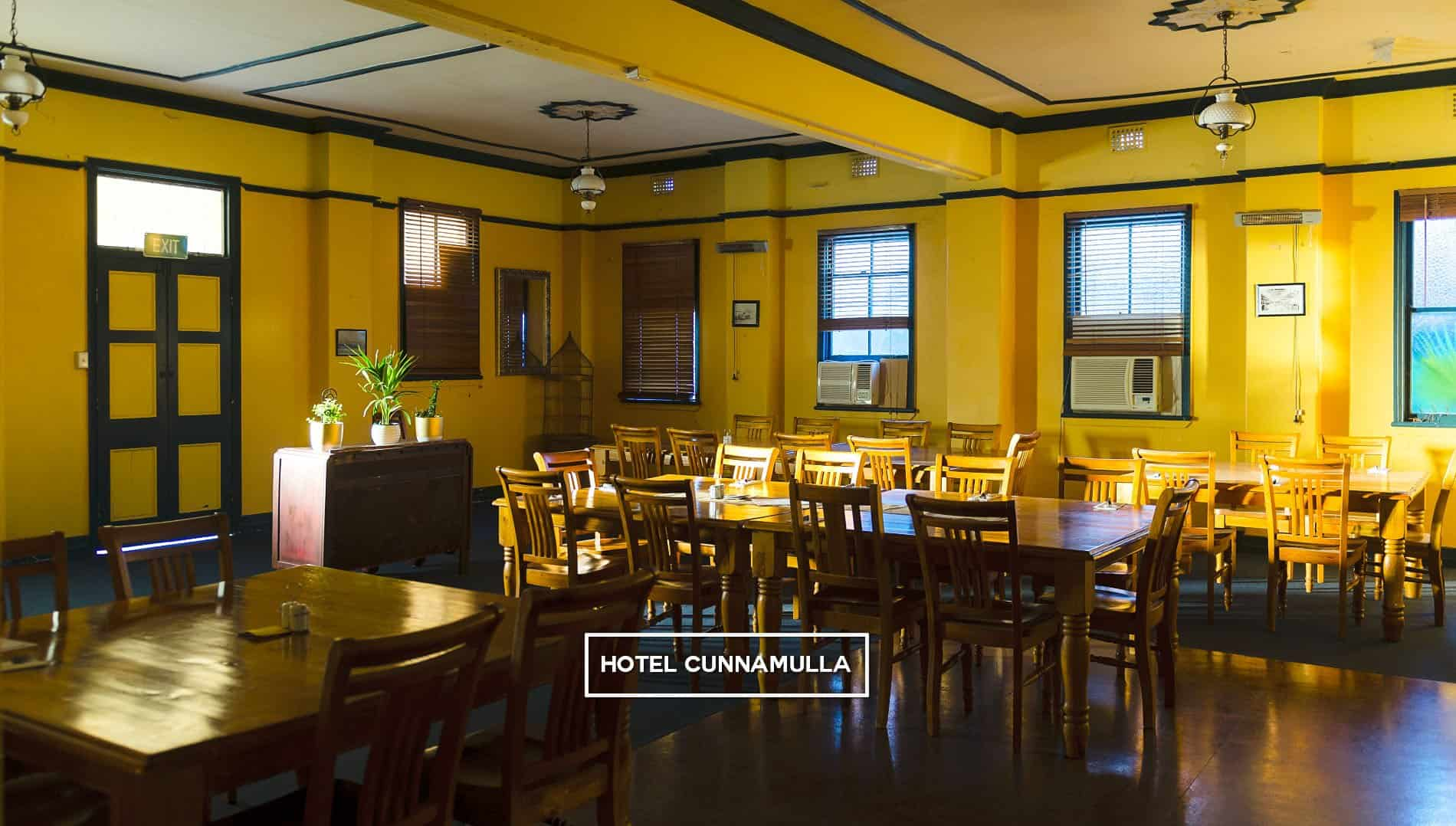 Hotel Cunnamulla Restaurant and Dining Room
