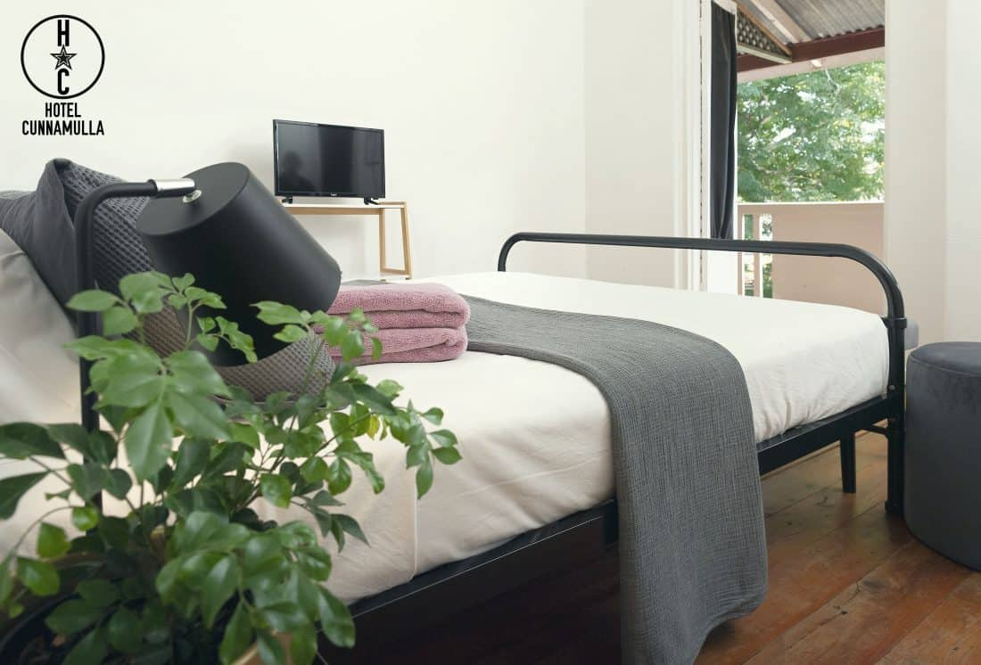 Accommodation in Cunnamulla, light, airy, spacious rooms at a budget price