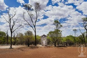 Outback Queensland accommodation, travel, Hotel Cunnamulla