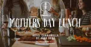 Mothers Day Hotel Cunnamulla Restaurant Cafe