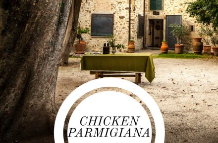 Restaurant Cunnamulla Menu Parmigiana