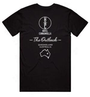Hotel Cunnamulla Shop T Shirt