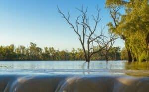Cunnamulla Hotel Outback Warrego River